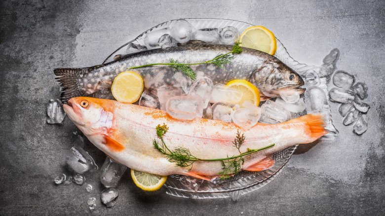 Everyday dishes only rich people used to eat for Eating fish everyday