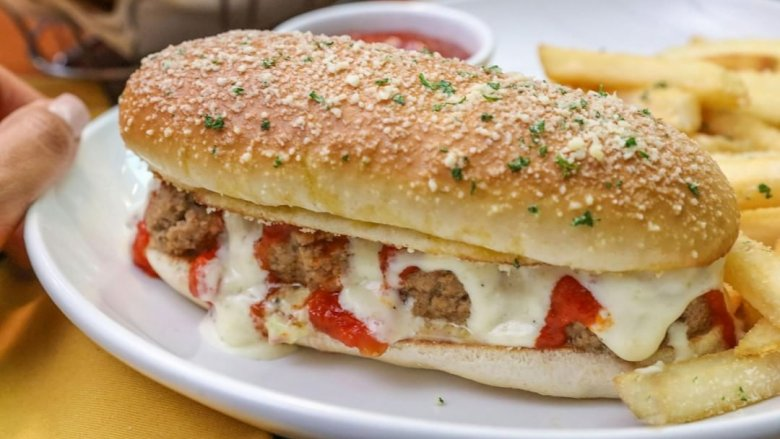 Olive Garden Breadstick Sandwiches Are Really Happening: Most Abominable Food Items At Chain Restaurants