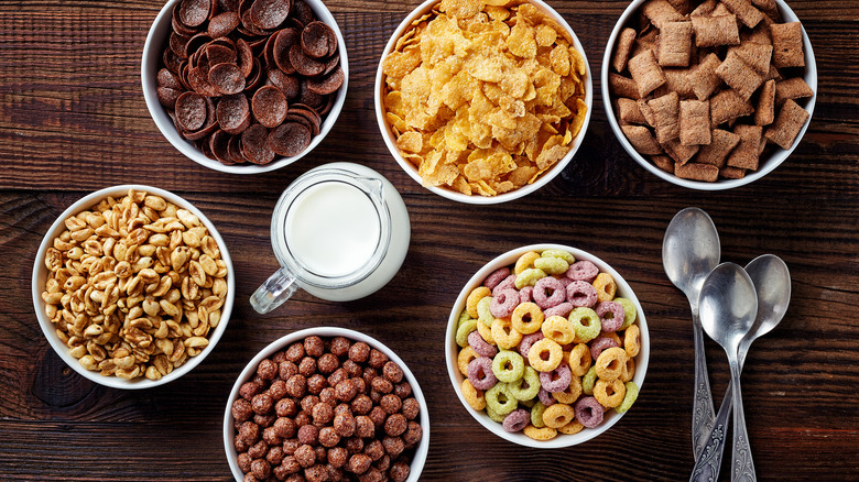 10 cereals you should be eating and 10 you shouldn't