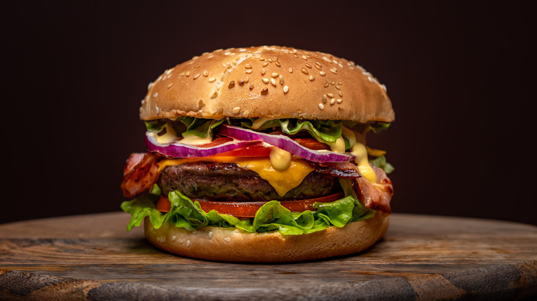 Burger Recipes That'll Make You King Of The Cookout
