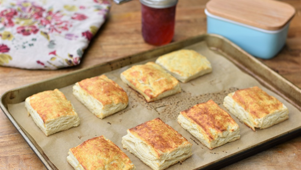 The Only Buttermilk Biscuit Recipe You'll Ever Need
