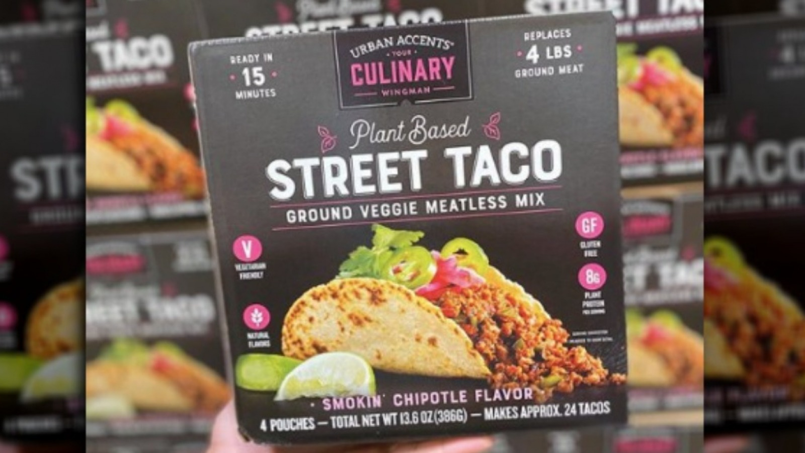 Costco S New Taco Meat Mix Has Vegetarian Shoppers Excited