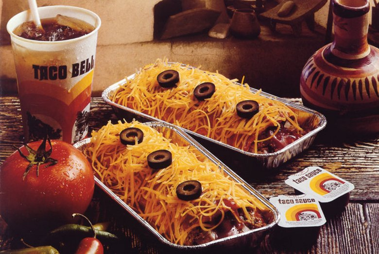 Discontinued Taco Bell items you probably forgot existed