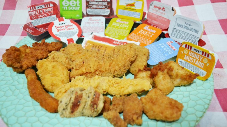 Every Fast Food Chicken Nugget Worst To Best