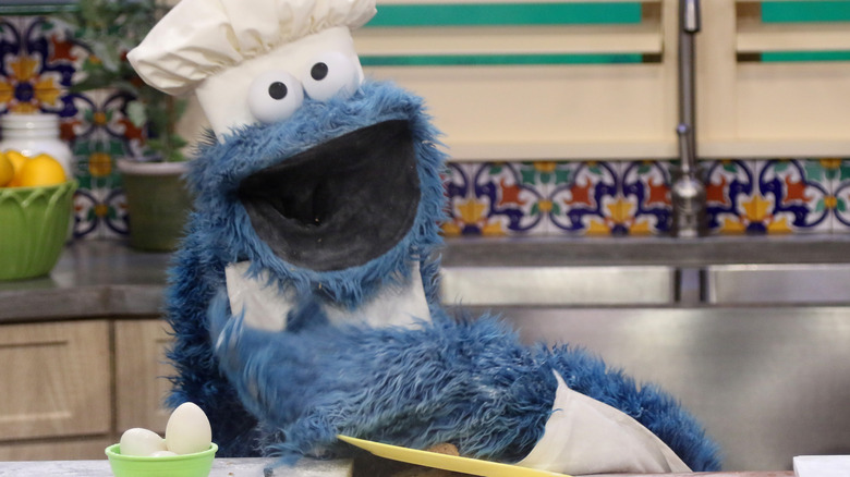 Every Time Cookie Monster was a Total Jerk About Food