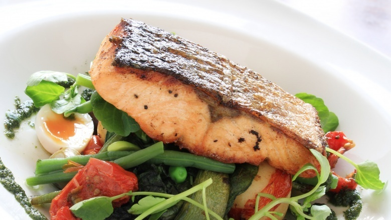how to cook the perfect salmon fillet