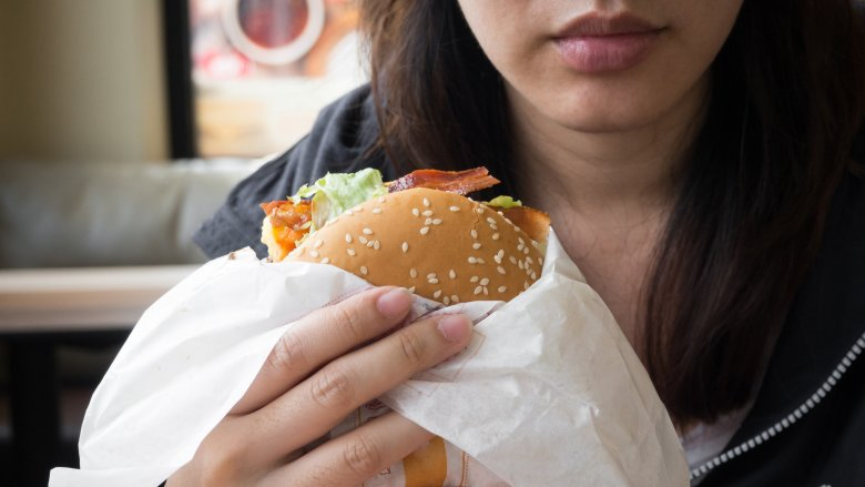 Grossest things people have found in their fast food orders