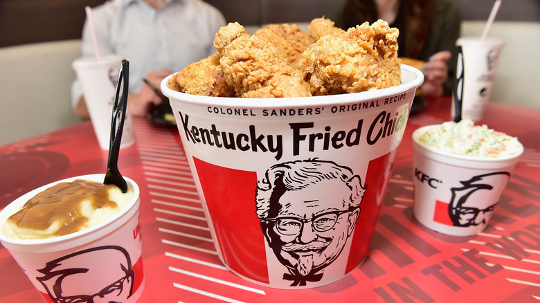 Here's what's really in the secret ingredients of KFC chicken