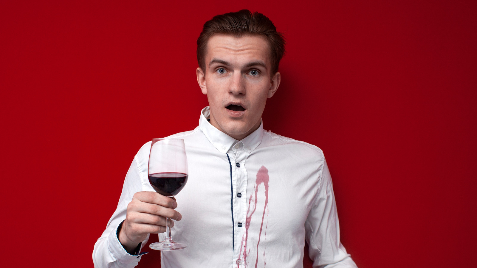 How To Get Red Wine Stains Out Of Clothing