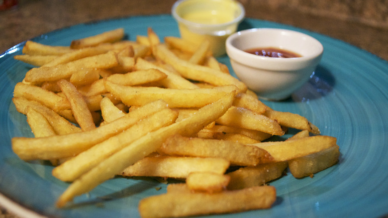 How to make perfect McDonald's fries