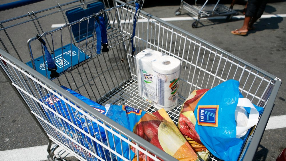 Instacart just made an important change for Aldi customers