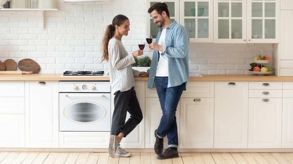 A perfect cooking date, unlike Chopped cooking