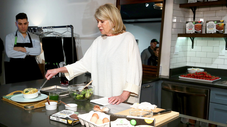 Martha Stewart's Unusual Egg Cooking Hack Changes Everything