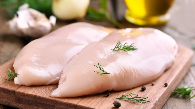 Meat colors explained pink poultry shutterstock cooked chicken and turkey publicscrutiny Image collections