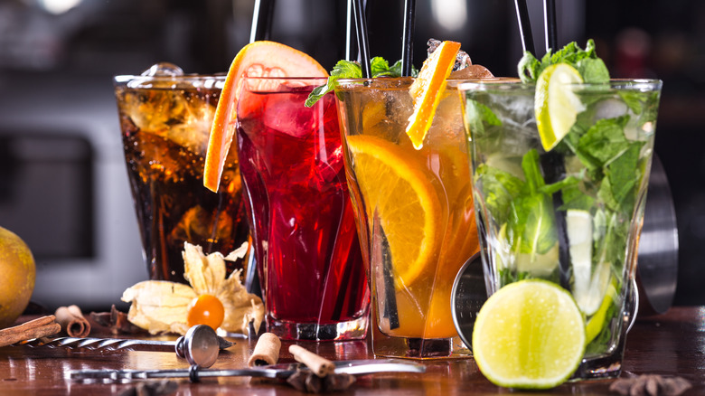 Mixed drinks you shouldn't be drinking