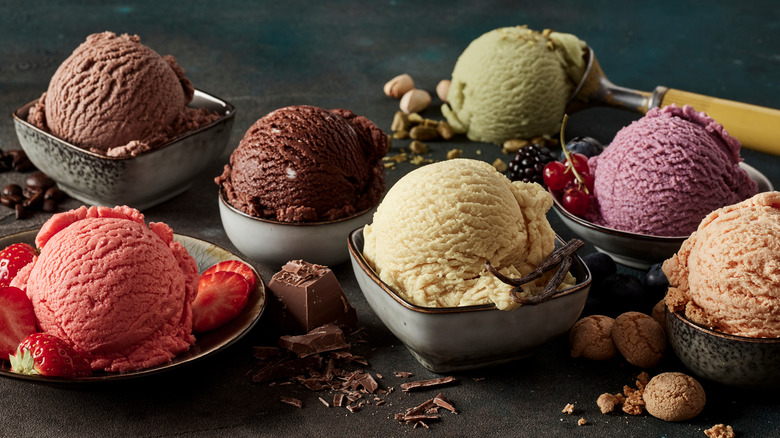 People Can't Stop Talking About Kroger's Fancy New Ice Cream Flavors