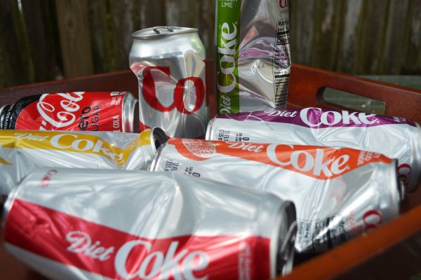 Ranking the new Diet Coke flavors worst to best