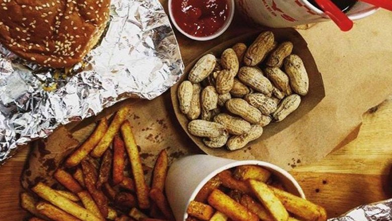 Secret menu items you can order at Five Guys