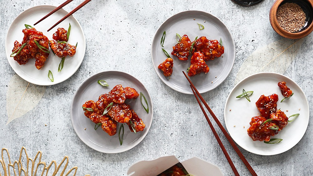 The Sesame Chicken Recipe You'll Make All The Time
