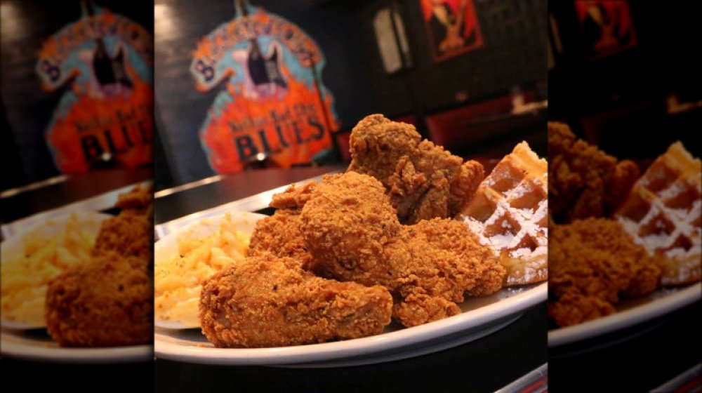 Connecticut: Black-Eyed Sally's Southern Kitchen & Bar's fried chicken