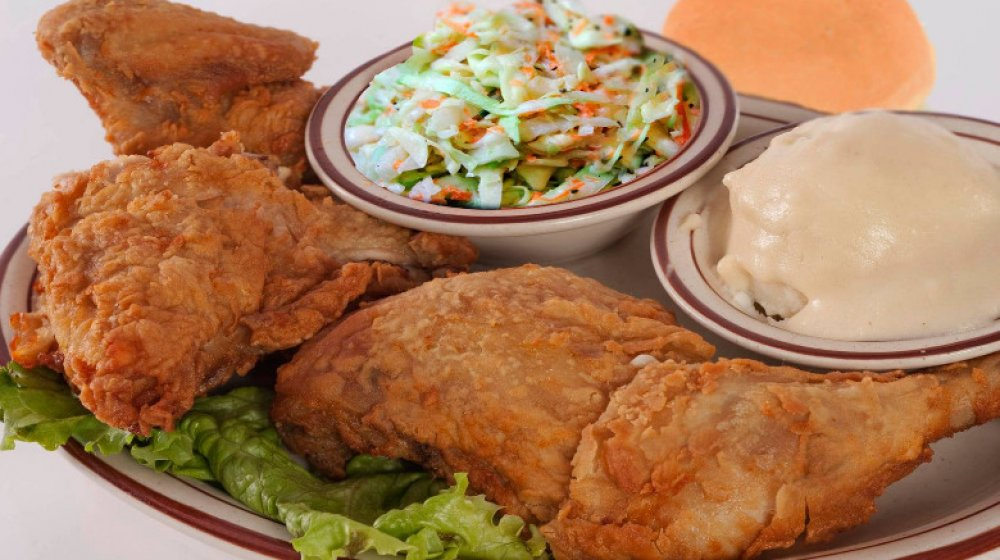 Nebraska: Jack & Mary's Restaurant's fried chicken