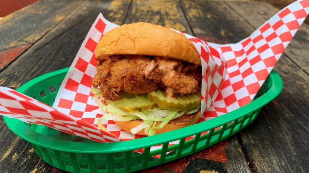 Washington: King's Hardware's fried chicken