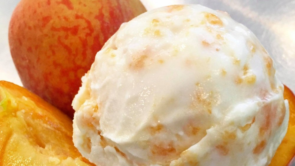 Sweet Republic Peaches n Cream ice cream