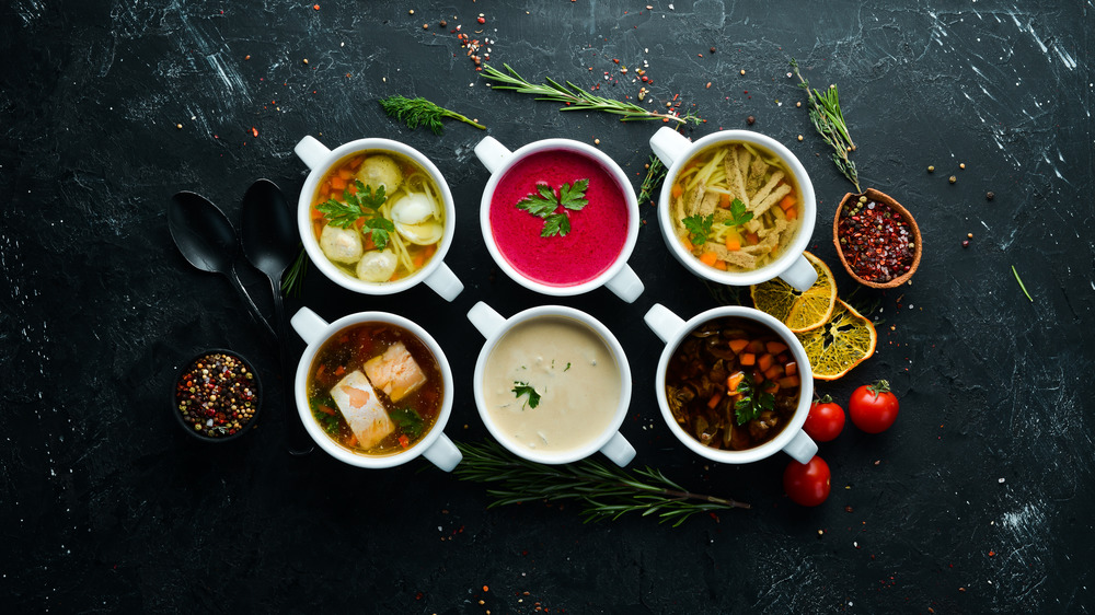 The Best Soup Recipes Of 2021