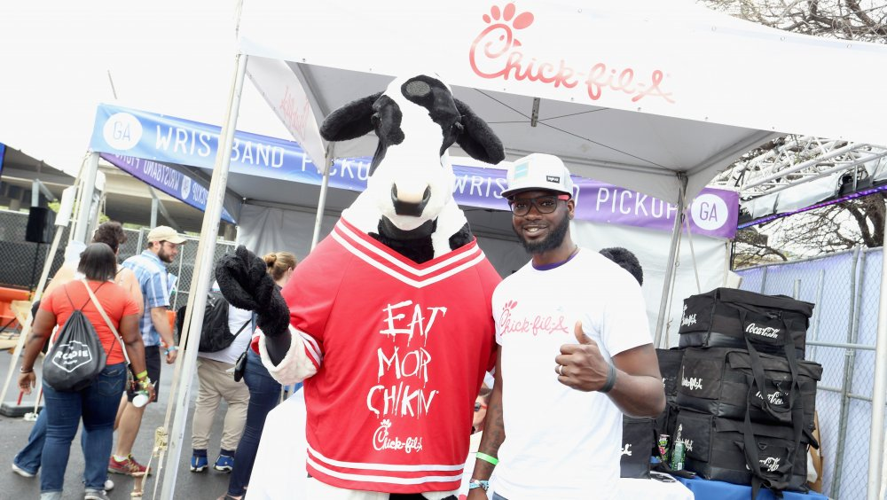 The Chick-fil-A mascot you never heard about