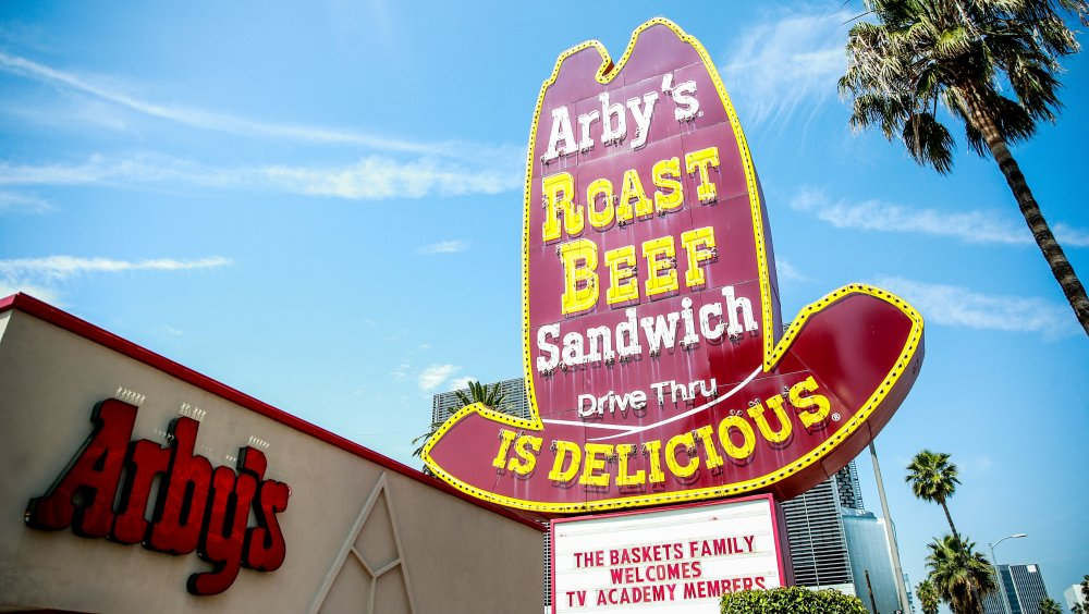 The real reason Arby's roast beef is cooked in a bag