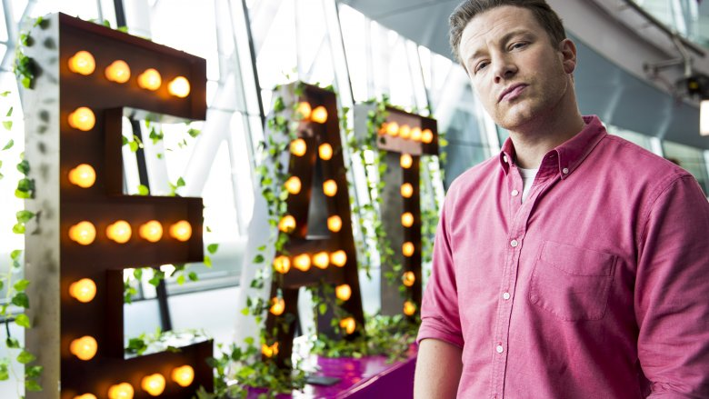 The Real Reason Jamie Oliver's Restaurant Empire Is Collapsing