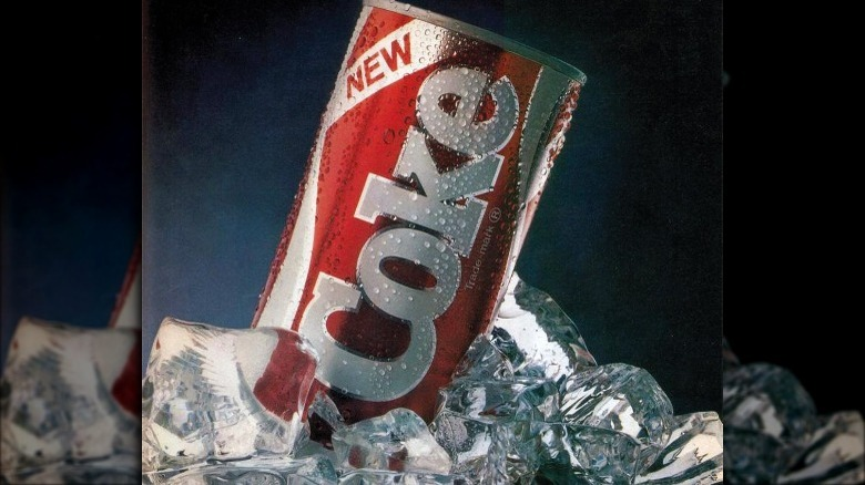 The real reason New Coke disappeared - Mashed