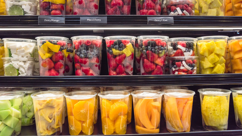 The real reason you should never buy pre-cut fruit and vegetables
