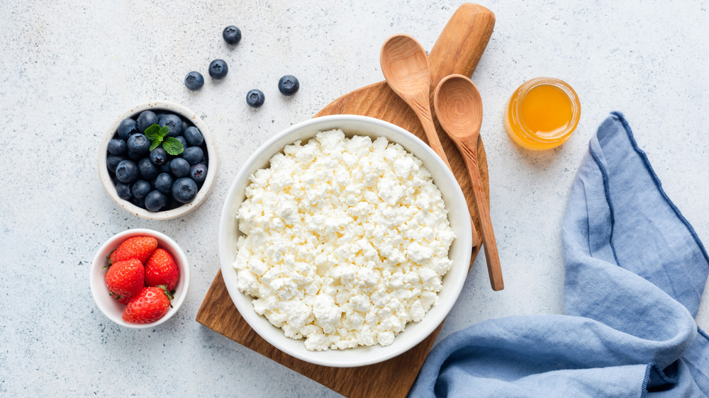 The reason why you should be eating cottage cheese