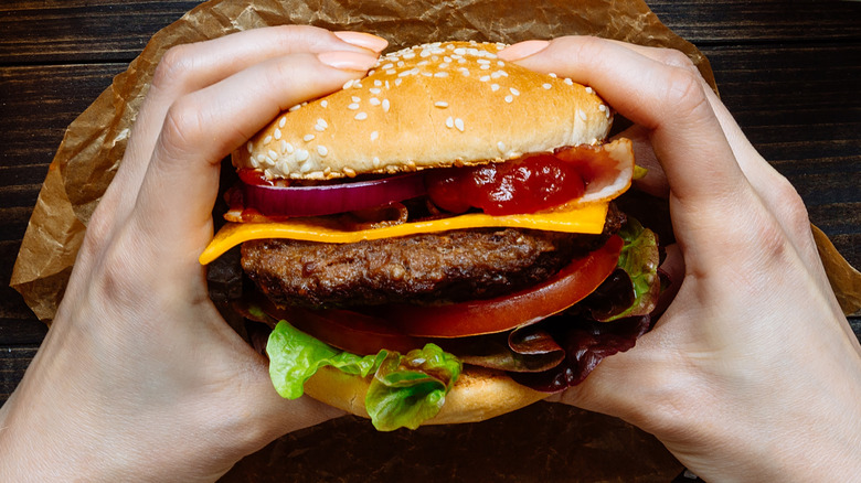 The secret to juicy burgers you've been missing your whole life