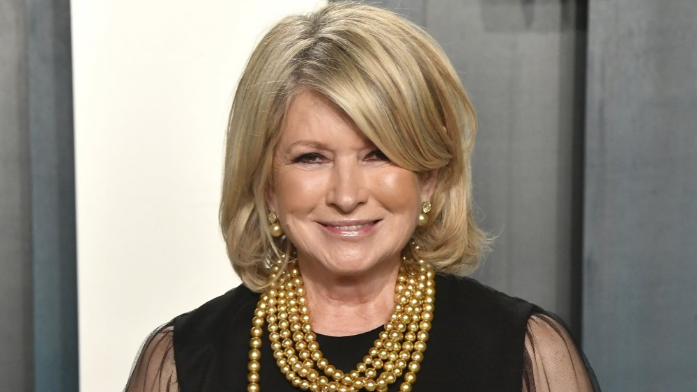 The surprising items Martha Stewart keeps in her pantry