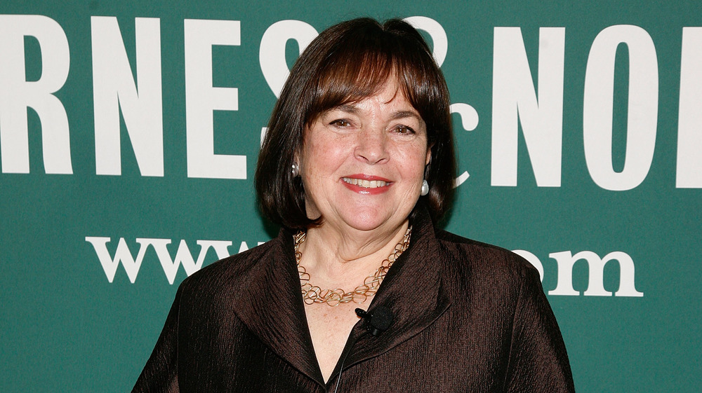 The Surprising Snack Ina Garten Thinks You Should Make For The Super Bowl