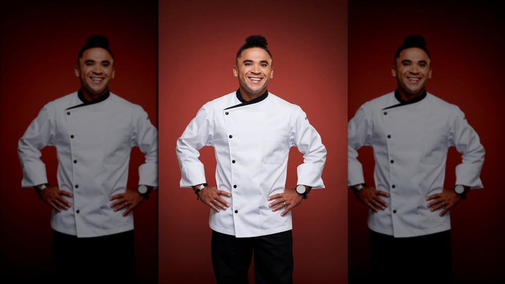 The truth about Marc Quinones from Hell's Kitchen season 19