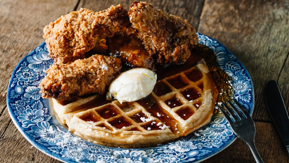 The truth about the origin of chicken and waffles