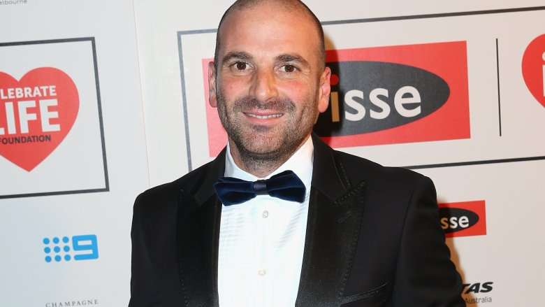 MasterChef judge George Calombaris