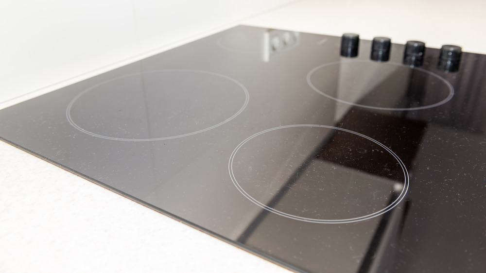 This cleaning hack removes scratches from glass stovetops