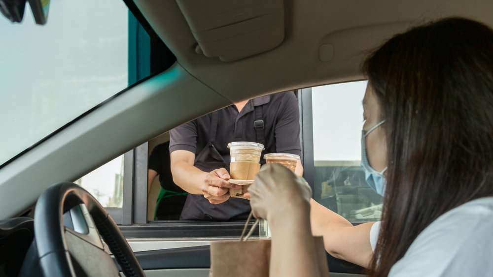 This fast food restaurant has the quickest drive-thru