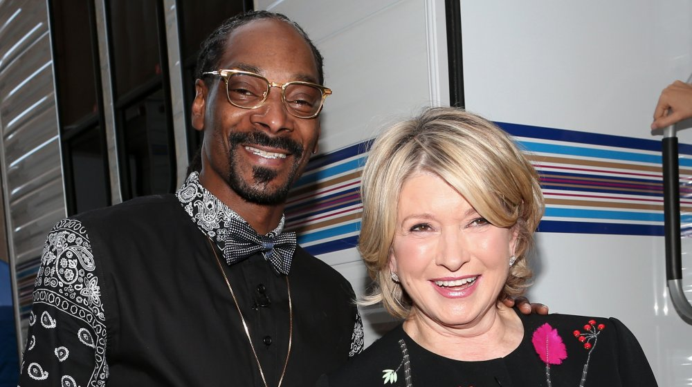 What Martha Stewart really thinks about Snoop