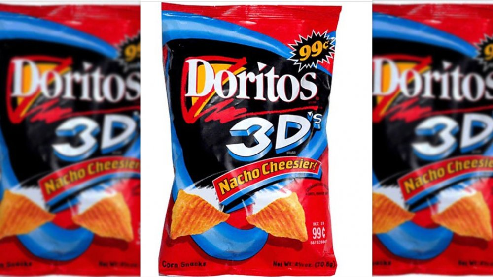 Whatever Happened To 3D Doritos?