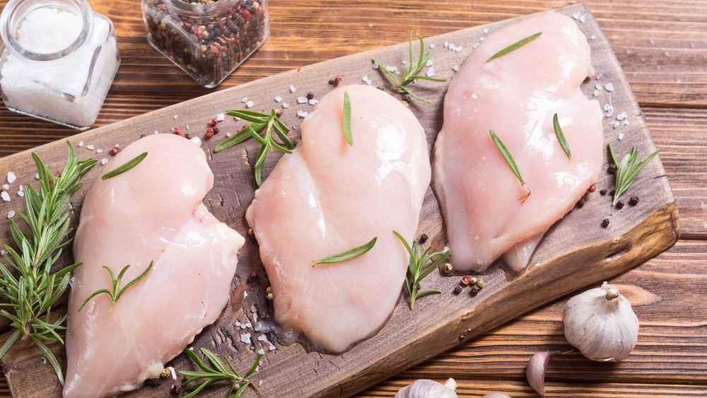 Why you shouldn't make boneless chicken breasts in a slow cooker