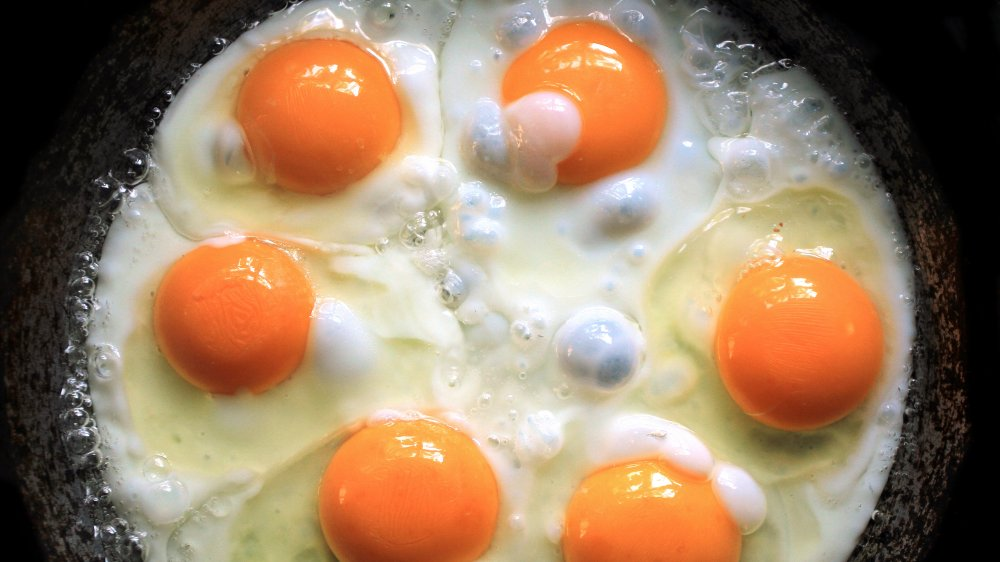 You've been frying eggs wrong your whole life