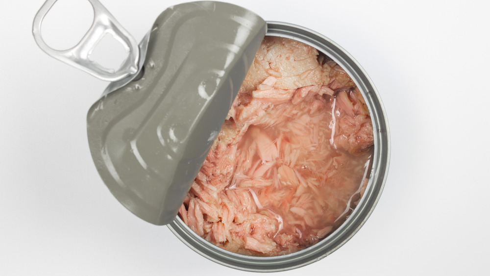 You've been storing canned tuna all wrong